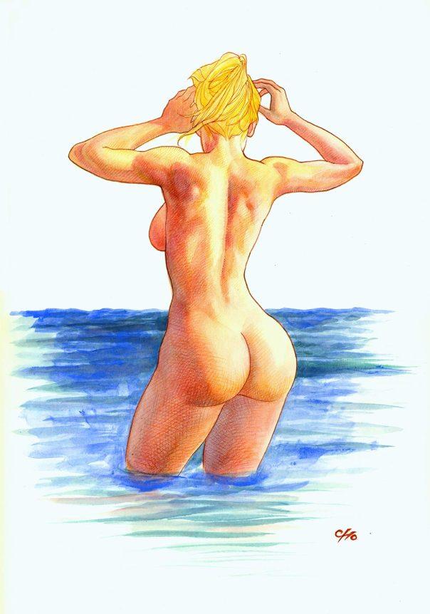 Nude Girl 07