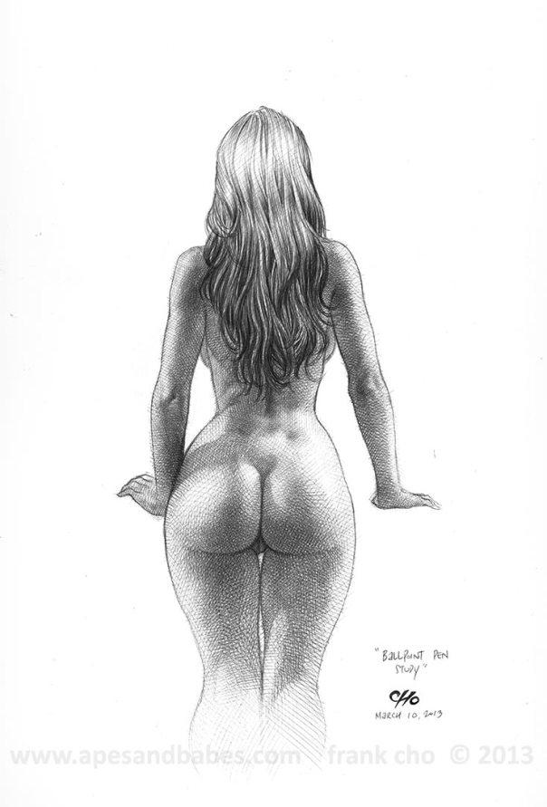 Nude Girl 09